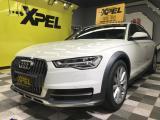 奥迪A6 allroad旅行贴XPEL隐形车衣,超强漆面保护,欧卡改装网,汽车改装