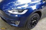 防划痕抗污染,特斯拉model x贴XPEL隐形车衣,欧卡改装网,汽车改装