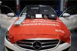 改装奔驰C200L音响改装优化升级,欧卡改装网