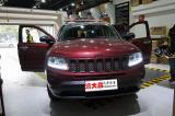 jeep指南者汽车音响改装升级美国来福和全车安博士隔音,欧卡改装网,汽车改装