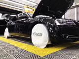奥迪A8L超强漆面保护,贴XPEL隐形车衣,欧卡改装网,汽车改装