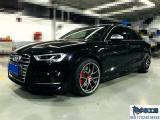 BBS RI-A锻造轮毂上身黑色Audi S3,魅力势不可挡,欧卡改装网,汽车改装