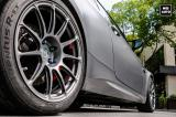 灰色魅力 个性之美 | E92 M3升级HRE P43S战靴,欧卡改装网,汽车改装