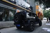 Jeep牧马人加装阿尔派X109-WRA专用大屏主机 道可视360度全景,欧卡改装网,汽车改装