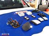 奔驰GLC260加装防炫目和盲点辅助,欧卡改装网