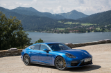 SETRS保时捷Porsche Panamera排气系统,欧卡改装网,汽车改装