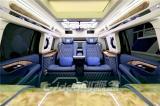深邃、奢华的美式风格,凯迪拉克总统一号改装商务房车,欧卡改装网,汽车改装