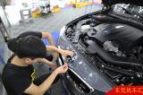 宝马M2汽车漆面保护膜XPEL隐形车衣,欧卡改装网