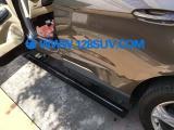 福特锐界电动踏板 安装效果图,欧卡改装网,汽车改装