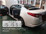 青州汽车贴膜 起亚K5施工量子膜,欧卡改装网,汽车改装