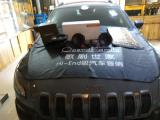 吉普指南者汽车音响二次升级,每次升级改装都有不同惊喜!,欧卡改装网,汽车改装