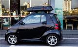 温州汽车音响改装奔驰smart音响改装升级雷贝琴,欧卡改装网,汽车改装