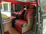奔驰威霆红色内饰效果图,欧卡改装网,汽车改装