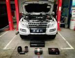 三菱改装TM碳纤维进气套件SF点火 陕西丰雄汽车改装,欧卡改装网,汽车改装
