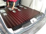 别克GL8 黑檀木地板安装,欧卡改装网,汽车改装