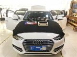 杭州奥迪A4L改装经典音响方案 动听音符如约而至,欧卡改装网,汽车改装