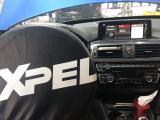济南宝马3系GT改装原厂数字胎压监测系统+贴X-pel透明车衣,欧卡改装网,汽车改装