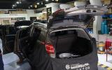 起亚狮跑汽车音响改装意大利史泰格和全车隔音安博士降噪,欧卡改装网,汽车改装