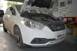 启辰R50 1.6NA刷ecu升级,动力提升,欧卡改装网,汽车改装
