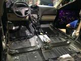 雷克萨斯ES240全车隔音改装Venom隔音一一云浮云星,欧卡改装网,汽车改装