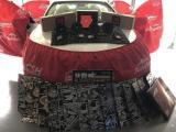 东莞9音坊丰田凯美瑞音响改装摩雷优特声602二分频,欧卡改装网,汽车改装