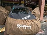 温州汽车音响改装东南V5全车隔音改装优化,欧卡改装网,汽车改装