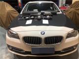 温州宝马5系汽车音响改装优化升级爱意仕专用喇叭,欧卡改装网,汽车改装