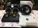 一切从品质出发 凯美瑞音响改装绅士宝RX6.2套装喇叭一一云星,欧卡改装网,汽车改装