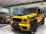 奔驰大G改装德国MANSORY碳纤维宽体包围套件,欧卡改装网,汽车改装
