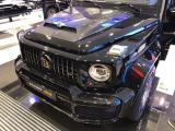 宽体猛兽!奔驰G63变身700Widestar巴博斯式狂野,欧卡改装网,汽车改装