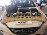 马自达CX4改装德国彩虹音响  汕尾天仔汽车音响定制中心,欧卡改装网,汽车改装