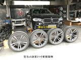 宝马x5改装21寸轮毂 锻造品质 安全可靠,欧卡改装网,汽车改装