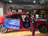 马自达阿特兹四门三层隔音处理,欧卡改装网,汽车改装