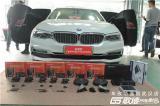 武汉第一台宝马530LE混动音响改装案例分享,欧卡改装网,汽车改装