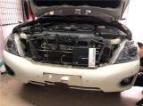 途乐车灯升级改装4透镜远光加装米石酷动版LED双光透镜,欧卡改装网,汽车改装