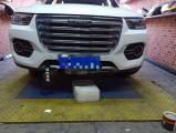 长春车灯改装实体店与您一起分享哈弗H6的改装案例,欧卡改装网,汽车改装