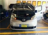 广州番禺日产NV200升级改装定速巡航系统,欧卡改装网,汽车改装