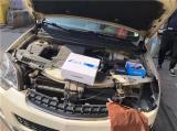 南京丹顿灯改 老客户再次到店升级安哥拉车灯 选择米石LED双光透镜 专业版 分享:,欧卡改装网,汽车改装