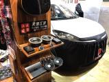 威马EX5音响改装丹拿E272彩虹喇叭四门隔音改装,欧卡改装网,汽车改装
