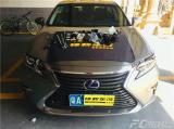 深圳罗湖桂圆雷克萨斯ES300H升级电尾门加三色氛围灯,欧卡改装网,汽车改装