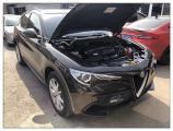 方圆车改阿尔法罗密欧Stelvio2.0T升级HDP-HEINZ,欧卡改装网,汽车改装