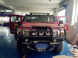 悍马H2启动个性改装,豪气变身更吸睛,欧卡改装网,汽车改装