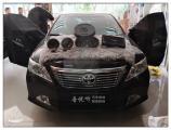 昆山汽车音响改装 丰田凯美瑞改装美国来福,欧卡改装网,汽车改装