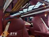 悍马H1内饰改装内饰升级—西安改个车,欧卡改装网,汽车改装