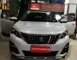 标志4008汽车隔音改装 四门三层隔音 后备箱隔音降噪改装,欧卡改装网,汽车改装