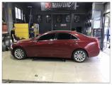 德州汽车改装 凯迪拉克ATS升级丰途旋压FR551,欧卡改装网,汽车改装