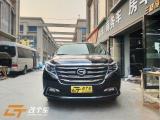 传祺GM8内饰翻新—西安改个车,欧卡改装网,汽车改装