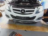 长春改灯奔驰GLK升级奥兹姆烁途之光效果,欧卡改装网,汽车改装
