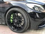 奔驰C200L(W205)改装德国TEi Racing P60S刹车套件,欧卡改装网,汽车改装
