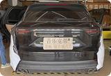 保时捷新款卡宴全车隔音降噪 乌克兰CTK隔音,欧卡改装网,汽车改装